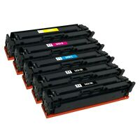 5 x Color Toner Cartridge for Canon 045 H LBP-612cdw MF632cdw MF634cdw MF633cdw