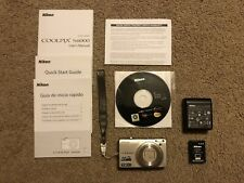 Nikon Coolpix S6000 Bundle