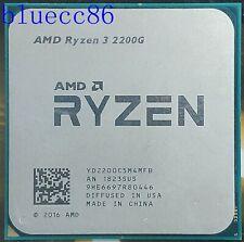 AMD Ryzen 3 2200G 3500MHz 4-Core CPU Processor