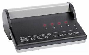 Busch 12390 Digital decoder for narrow gauge system NEW