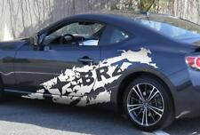 BRZ side spalsh Decal Sticker fits to Subaru BRZ 2013-2014