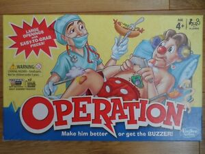 OPERATION GAME 2013 - Spare / Replacement Pieces - MB Games