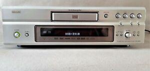 High End DENON DVD-3910 DVD/CD/SACD Player + original  RC-972 Fernbedienung