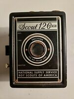The Scout 120 Flash Box Camera Pho-tak Corporation Boy Scouts of America