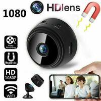 1080P Wireless WiFi CCTV Indoor/Outdoor HD MINI IP Camera CAM Home Security IR++