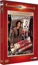 MUSIC BOX COSTA GRAVAS  DVD  NEUF SOUS CELLOPHANE