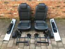 Land Rover Defender Puma Xs Rear Forward Facing Seats Full Fitting Kit Genuine