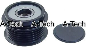 NEW 6-GROOVE  CLUTCH PULLEY W/CAP FOR Buick Regal L4 2.0L Chevrolet Camaro V6