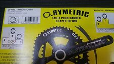 Stronglight O.Symetric 38/52 ChainRing 110mm BCD Chris Froome