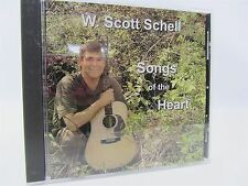 CD - W. Scott Schell - Songs of The Heart - 2005 - 14 tracks  CMD1153
