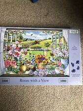 HOP 1000 piece jigsaw puzzle Room With A View