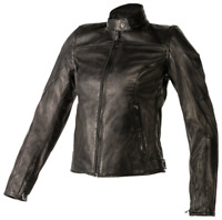 Dainese Ladies` Mike Leather Motorcycle Jacket Cruiser