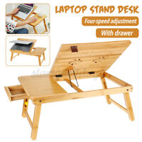 Folding Computer Laptop Notebook Bed Desk Table Cooling Stand Holder Sofa Tray ☆