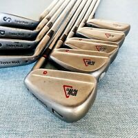 Taylormade ICW-11 Iron Set (3-P+S) Stiff - Excellent Condition, Free Post # T40