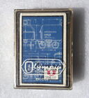 Vintage Union Tank Car Company Olympia Playing Cards (Bridge) with Plastic Case