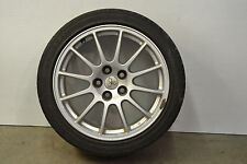 "Mitsubishi Evo X Enkei Wheel Rim 18"" 18x8.5"" 12 Spoke Evolution 10 Oem 2008-2014"
