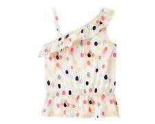 Gymboree Hop n Roll Paint Dot Shirt Size 7 NWT