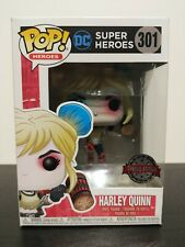 Funko Pop Heroes DC Super Heroes # 301 Harley Quinn Special Edition