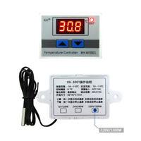 12V-220V Digital Temperature Controller Temp Sensor Thermostat Control