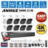 ANNKE H.265+ 5in1 Ultra HD 4K 8MP 8CH DVR 5MP Security Camera System CCTV IR CUT
