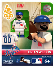Los Angeles Dodgers MLB Action Figures