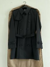 Burberry 'The Chelsea' Mens Trench Coat Size 50