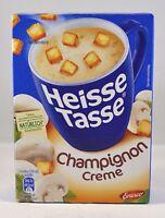 (2,87€/1L) Erasco Heisse Tasse 3 Beutel  Champignon Creme