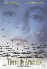DVD Closet Land - Tierra de Armarios (1991) - Alan Rickman, Madeleine Stowe