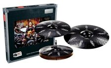 Paiste Black Alpha 14/16/20 Hyper Set
