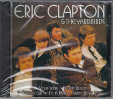CD 16T ERIC CLAPTON & THE YARDBIRDS NEUF SCELLE 2002