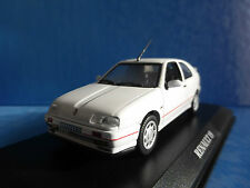 RENAULT 19 16S PHASE I 1990 WHITE NOREV 511906 1/43 BLANCHE BIANCA 3 PORTES