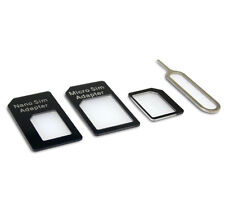 Small Mini Micro Nano Sim Card Adaptor Adapter Converter High Quality Low Price