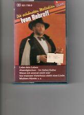 MC Musikkassette IVAN REBROFF, Die schönsten Melodien, 1983 Signal