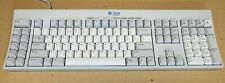 Sun 320-1366 Type-7 Keyboard, 2M Cable, USB, US/PC, RoHS