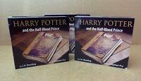 Harry Potter Half-Blood Prince Audio 17 CD Unabridged J. K. Rowling Stephen Fry
