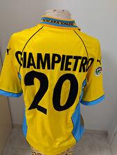 Maglia Pescara 1999 2000 Nr 20 Giampietro match worn jersey shirt camiseta
