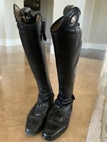 PARLANTI MIAMI FIELD TALL BOOT MH+ SZ 37 Medium XX Tall