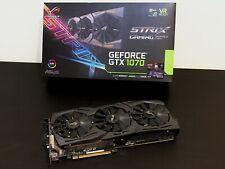 ASUS ROG Strix GeForce® GTX 1070 OC Edition