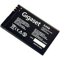 Gigaset SL930H / SL930 / SL930A Akku X456 Li-Ion Batterie - Original [NEU/OVP]