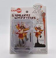 Yoshitune Minamoto CAN.DO Samurai Warriors 1:24 Historical Action Figure