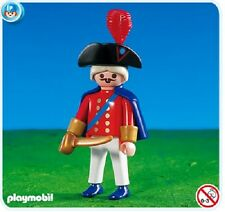 Playmobil 7676 Redcoat Leader British NEW never used figure toy 105