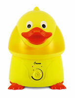 Crane Filter Free Humidifier 1 Gallon Ultrasonic Cool Mist Humidifiers Duck