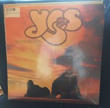 Disque Vinyl YES Live at Roosvelt Statium Jersey City NEUF