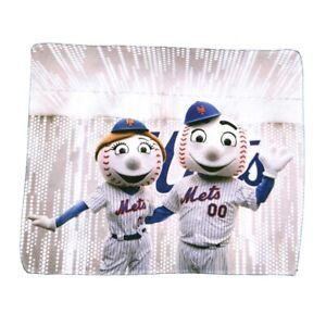 2021 Mr. And Mrs. Met Rally Towel New York Mets NY SGA Mascot Citi Field
