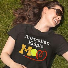 Australian Kelpie Dog Mom and Dad Comfy Cute Dog Lover T-Shirt