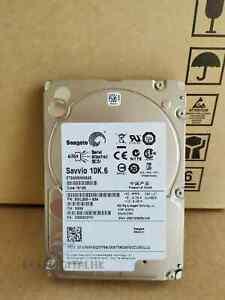 ST600MM0026 SEAGATE 600GB 6Gb/s 10K.6 2.5'' SAS Hard Drive 100% Original