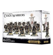 Chaos Warriors Regiment Warhammer Age of Sigmar NIB Flipside