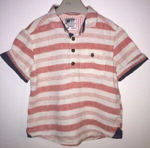 Boys Age 2-3 Years - Next Summer Shirt
