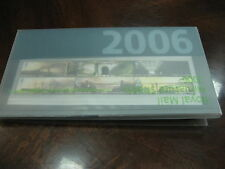 PPM2 COLLECTION MINIATURE SHEET 2006 PACK YEAR SET of 7 MINIATURE YEARSET MS