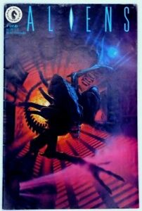 ALIENS #1 (of 4 Vol.2) 1990 2nd print Dark Horse Comic Book